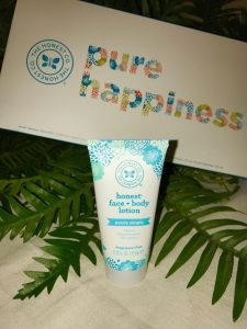 The Honest Company Face and Body Lotion