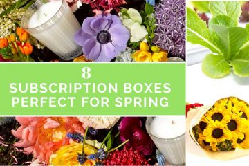 8 Perfect Spring Boxes