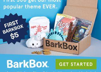 BarkBox March Promo