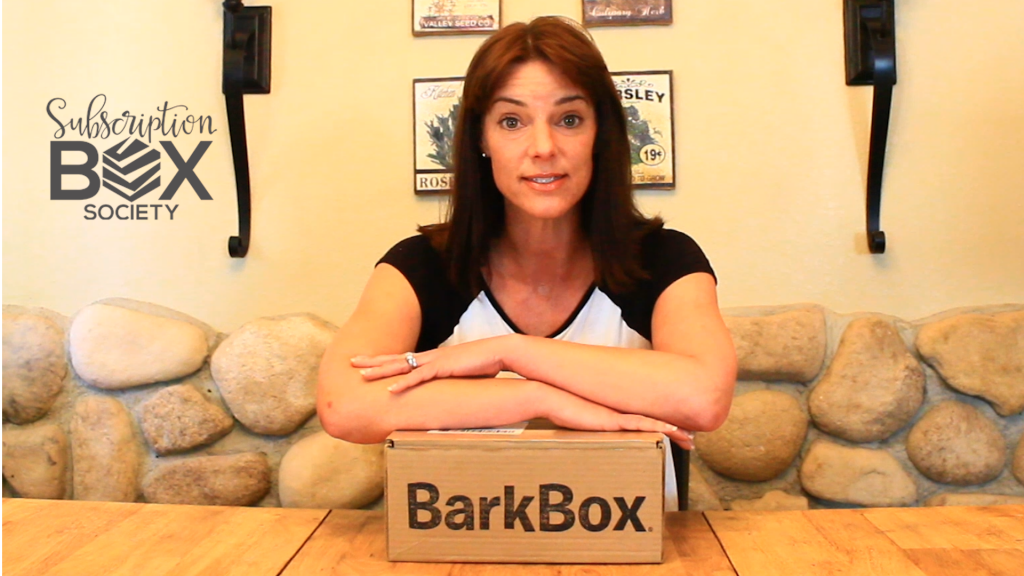 BarkBox Unboxing April 2017