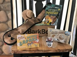 BarkBox Review April 2017