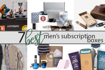 Best Men's Subscription Boxes