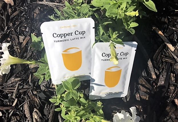 Yogi Surprise July 2017 Copper Cup Turmeric Latte Mix Review