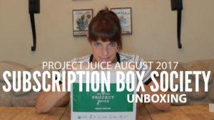 Project Juice Unboxing