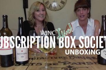 Winc Unboxing August 2017