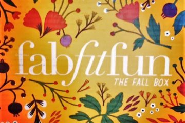 FabFitFun Fall 2017 Box Review + Coupon