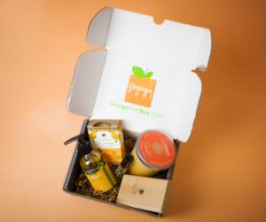 Orange Peel Box - Features & Overview
