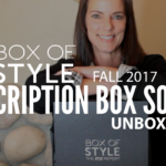 Box of Style Unboxing Fall 2017