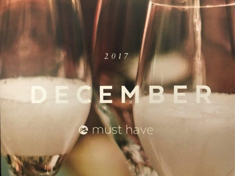POPSUGAR Must Have Box December 2017 Review