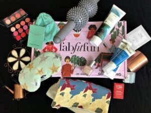 FabFitFun Spring 2018 Box Review + $10.00 Off