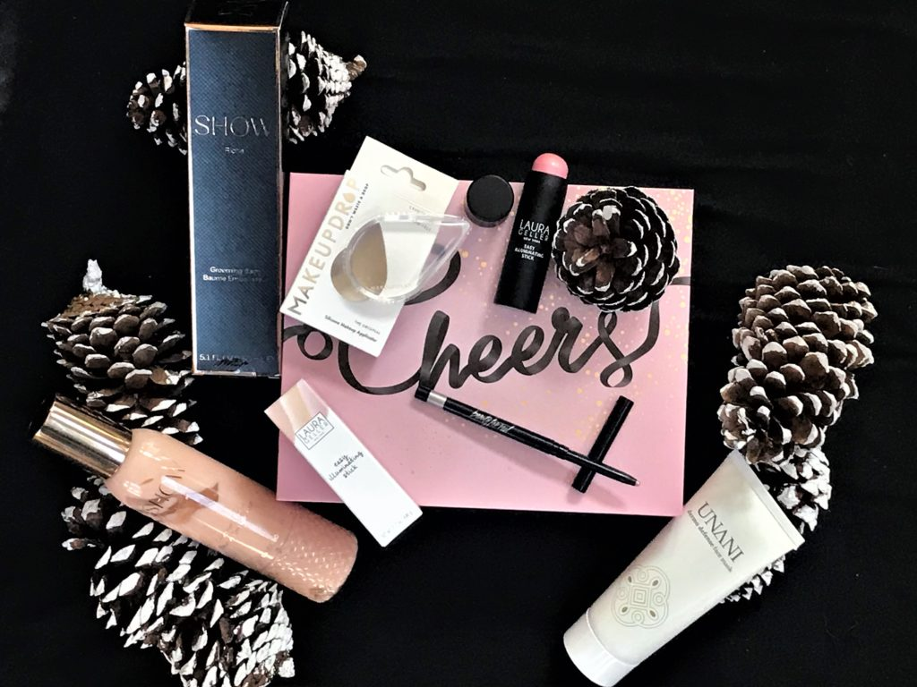 Glossy Box December 2017 Review
