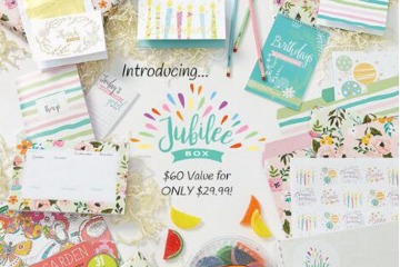Jubilee Box from Current