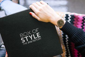 Zoe Box of Style