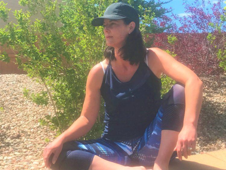 Marika Fitness Outfit / Ellie June 2017
