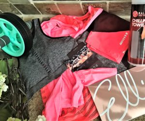 Ellie Activewear July 2017 Review