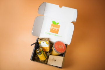 Orange Peel Box - Features & Overview