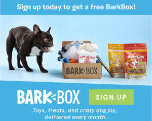 BarkBox Promo