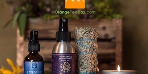 Orange Peel Box Coupon