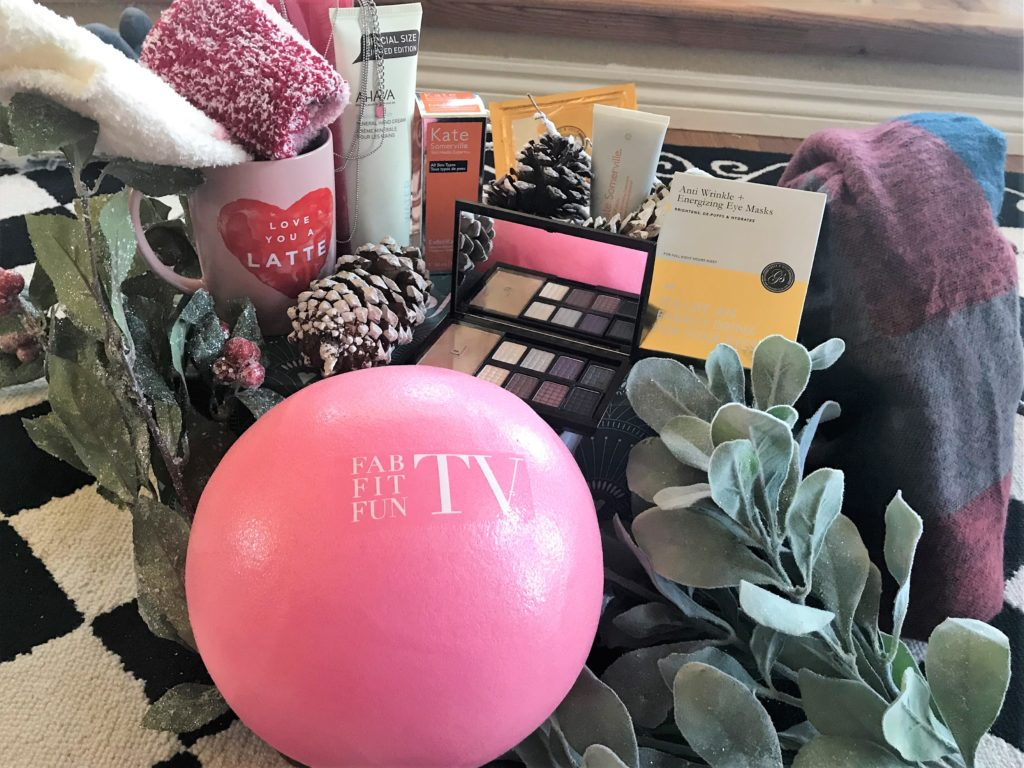 FabFitFun Winter 2017 Box Review + $10.00 Coupon