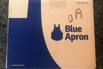 BLUE APRON COUPON - $40.00 Off First Box
