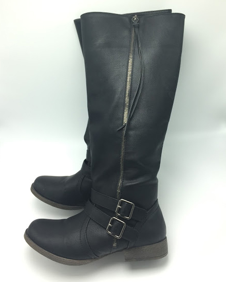 JustFab Nima Boots Review