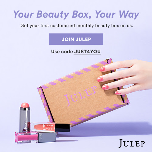 Julep Monthly Beauty Box